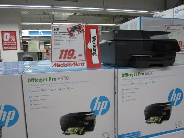HP Office Jet Pro 6830, Media Markt Frankfurt Borsigallee, Borsigallee 39, 60388 Frankfurt