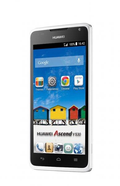 Huawei Ascend Y530 weiß für 73,56 € @Amazon.es