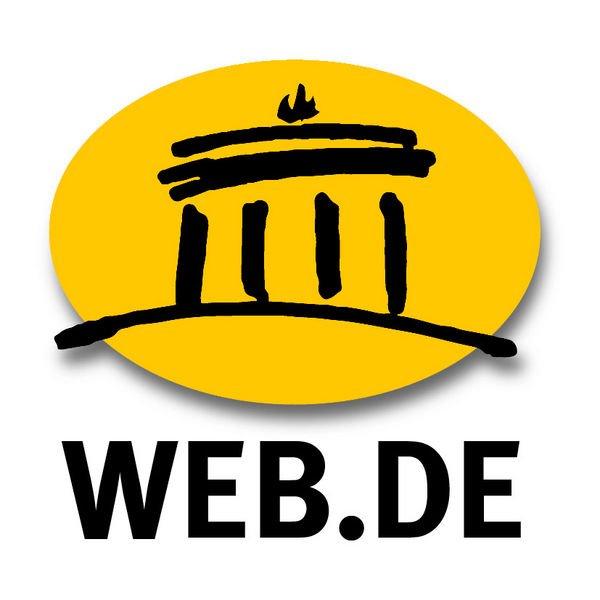 Bis zu 18 GByte Speicherplatz bei Web.de