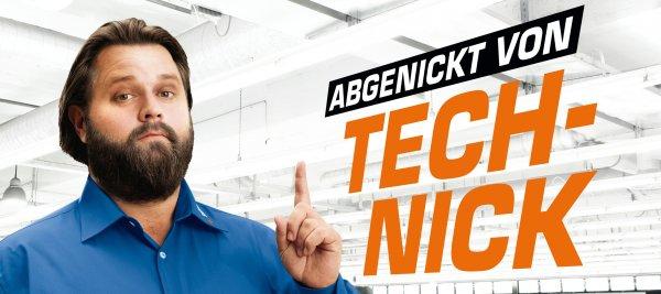[lokal Ingolstadt] Meet&Greet mit Tech-Nick am Samstag, 21.02.2015 von 11-14 Uhr