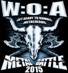 Wacken Metal Battle 2015 Canada - Compilation 81 kanadische Underground Bands