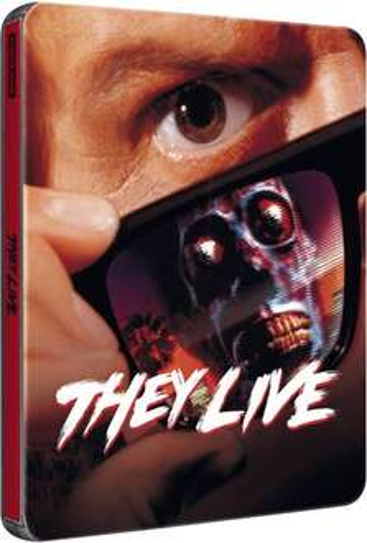 They Live - Zavvi Exclusive Limited Edition Steelbook (Blu-ray) @ Zavvi.com