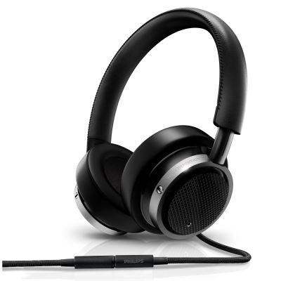 Philips Fidelio M1 in schwarz für 69,99 bei amazon.de - Kopfhörer mit ordentlichem Klang 60€ unter Idealo