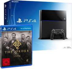 [eBay] Sony Playstation 4 / PS4 + The Order 1886 (Bundle)