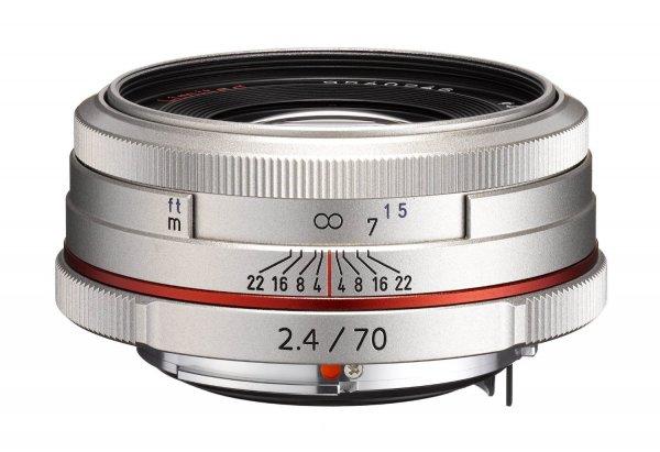 Pentax HD DA 70mm f/2.4 und weitere @ amazon.fr