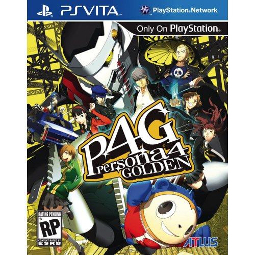 @amazon Vorbestellung Persona 4 Golden für Ps Vita
