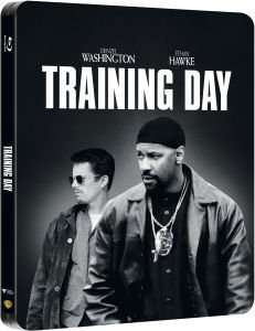 [Zavvi.de] Training Day - Limited Edition Steelbook (streng limitiert) Blu-ray 17,77€