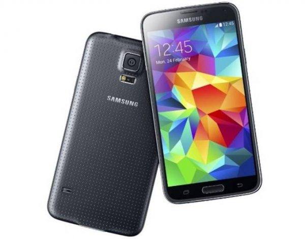 Samsung Galaxy S5 SM-G900F - 32GB weiß oder schwarz - @meinpaket für 399,-€