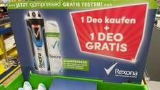 Rexona men/women 2 für 1
