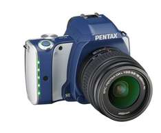 Pentax K-S1 Kit 18-55 mm (blau) für 396,71€ @Amazon.fr