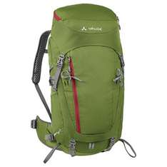 Vaude Tourenrucksack Asymmetric 42+8 green pepper für 80,37 € @Amazon.it