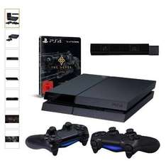 PlayStation 4 + The Order + 2 Controller + Cam