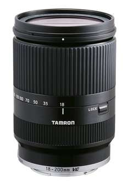 Tamron 18-200 mm F/3.5-6.3 Di III VC Objektiv [Canon EOS-M] (B011EMB) für 303,07 € @Amazon.fr