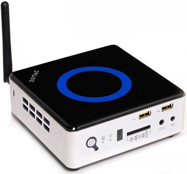 Zotac ZBOX nano ID64 (Nettop-Barebone mit Intel i5-3337U, WLAN, IR-Sensor, 3 Jahre Garantie) - 269,90€ @ Notebooksbilliger.de