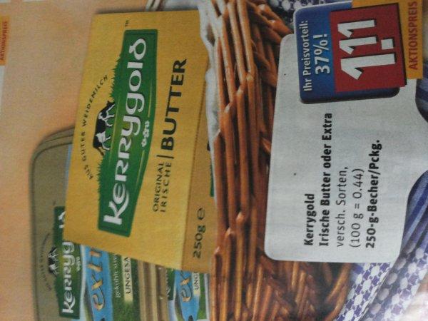 [REWE] 1,11€ Kerrygold Irische Butter KW 9 (ab 23.02)