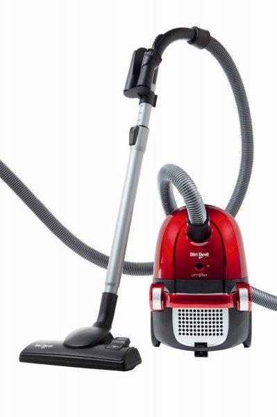 Dirt Devil Staubsauger mit Beutel Lifty Plus M 2012-1 2000 W in rot für 33€ frei Haus @Völkner