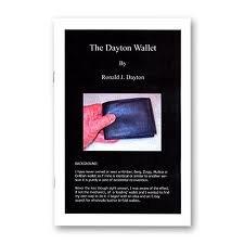 The Dayton Wallet by Ron Dayton - Zauberbuch statt 14,20 Euro nur 3,00 Euro