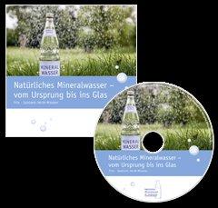 """DVD """"Natürliches Mineralwasser – Vom Ursprung bis ins Glas"""""""