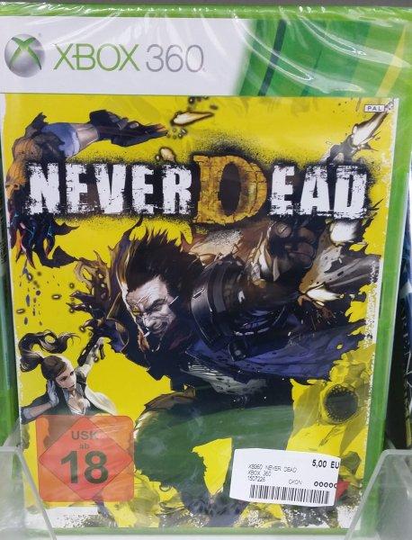 [Lokal - Media Markt Freiburg] NeverDead Xbox 360