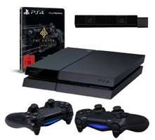 Sony PlayStation 4 + 2 Controller + Camera + The Order 1866