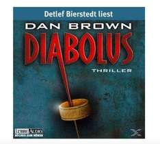 Dan Brown - Diabolus (Hörbuch CD) für 99 Cent @Saturn.de