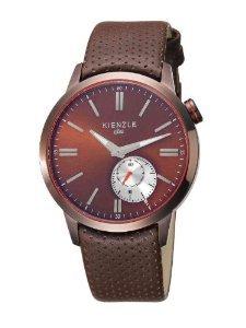 Kienzle Herren-Armbanduhr XL Analog Leder K9031066041 für 99,- EUR inkl. Versand anstatt 194,30