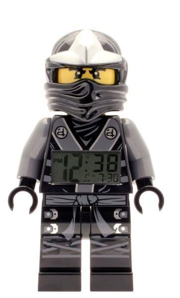 Lego Ninjago Wecker Cole (17,69€) oder Zane (16,35€)