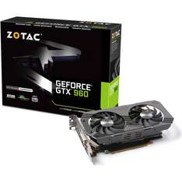 2048MB ZOTAC GeForce GTX 960 Aktiv PCIe 3.0 x16 (Retail)