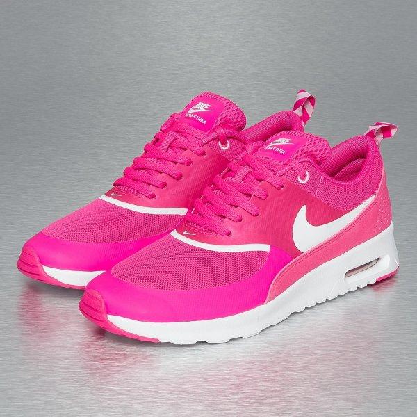 Air Max Thea Sneaker in pink/rot für 75,96€ inklusive Versand anstatt 99,80€