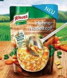 [REWE/Hit] Knorr Eintöpfe für 0,59 € (Angebot + Coupon)