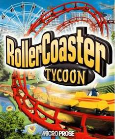 Rollercoaster Tycoon 1,2+3 und Locomotion von Chris Sawyer ab 1,59€  im Weekend Sale bei GOG.com
