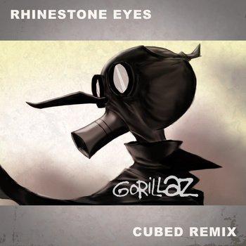 gratis MP3 Song : Gorillaz - Rhinestone Eyes (Cubed remix)