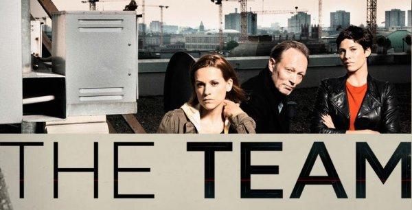 [ZDF Mediathek] THE TEAM: (Fast) komplette Serie vor TV-Ausstrahlung