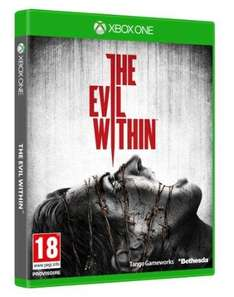 The Evil Within (Xbox One) für 23,85€ @Amazon.fr