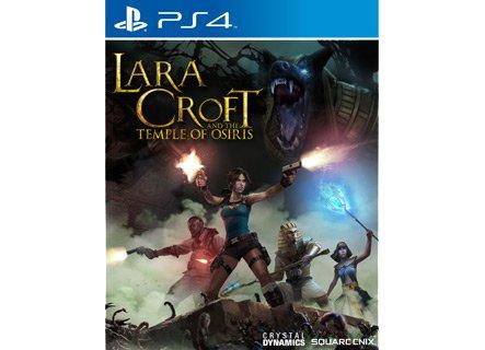 Lokal [telepoint Raum Oldenburg] ps4 Lara Croft Tempel osiris 16,99€