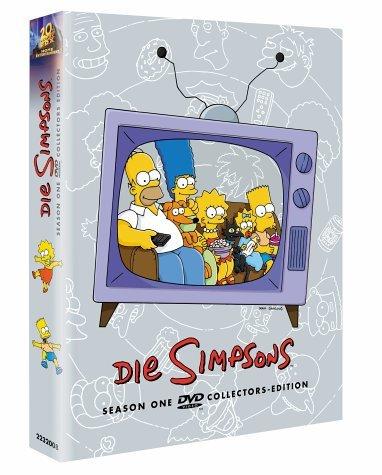 [Amazon.de] Simpsons Staffeln 1-15 auf DVD für je 9,97€ zzgl. Versand