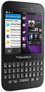 BlackBerry Q5 (Kundenretoure) für 149,97 € @ Null.de (oder 128,08€ @ getgoods)