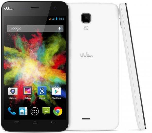 [nbb.de] Wiko Bloom Dual-SIM in weiß für 87€ - 24% Ersparnis