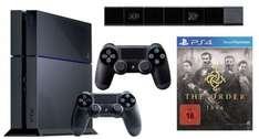 Sony Playstation 4 + Controller + Kamera + The Order
