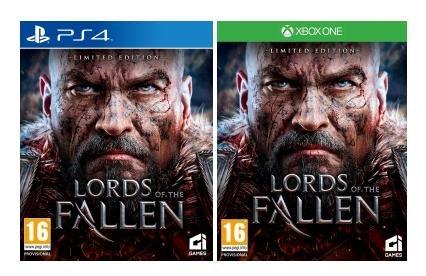 Lords of the Fallen (PS4/Xbox One) für 25,83€ @Zavvi.com