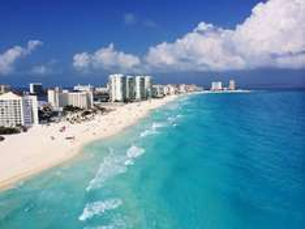 Flug Mexico Hamburg-Cancun für 260 €