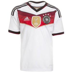 DFB Trikot EM2012 Home Kinder: 15,96€, Herren: 19,16€, WM2014 3 Sterne Home/Away Kinder: 23,96€, Herren: 31,96€, 4 Sterne Kinder: 35,96€, Herren: 47,96€