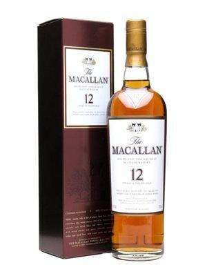 Whisky Macallan 12 Sherry Cask für 82,94 inkl. Versand