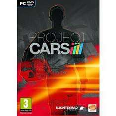 (Pre-Order) Project CARS PC für €29.79 @ CDKEYS