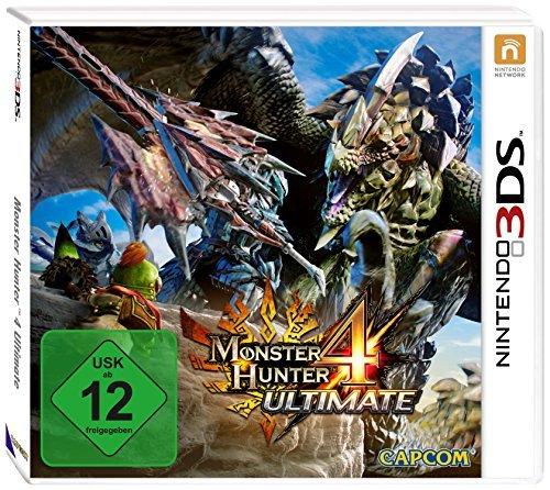 Monster Hunter 4 Ultimate oder Zelda: Majoras Maskfür Nintendo 3DS @ grooves.inc