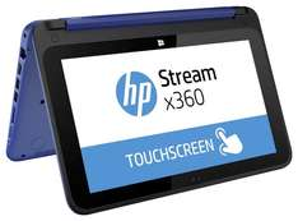HP Stream X360 11-p001ng 11 Zoll HD Touchscreen, Win 8.1, Intel N2840 (bis zu 2,58 GHz), 2GB Ram, 32GB SSD, HDMI, USB 3.0, UMTS inkl. HP DataPass für 299€ @HP Store