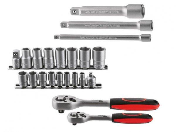POWERFIX® Ratschen-/ Steckschlüssel-Werkzeug für je 5,99€ zzgl. 4,95€ Versand @Lidl Online