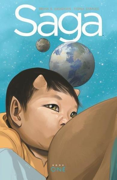 thalia.de: Saga Deluxe Edition [Comic][Engl.Orig.] für 30,68