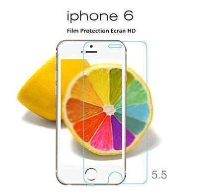 """[Amazon Plus] CuteEdison® HD Displayschutzfolie für iPhone 6 Plus (5.5"""") 1,99€ zum Mitbestellen als"""" AmazonPlus""""-Aktion"""