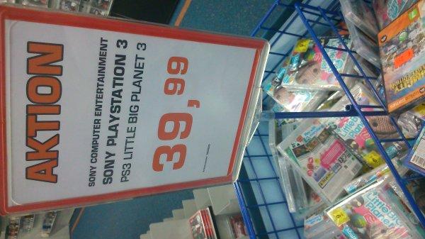 Little Big Planet 3 für 39.99€